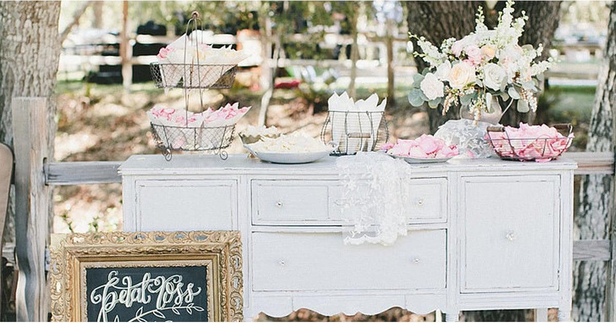 Wedding Trend-Toss Bar