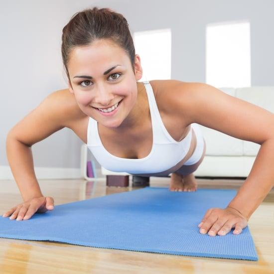 20-Minute Indoor Circuit Workout