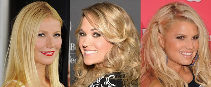 Which Famous Blonde Are You?