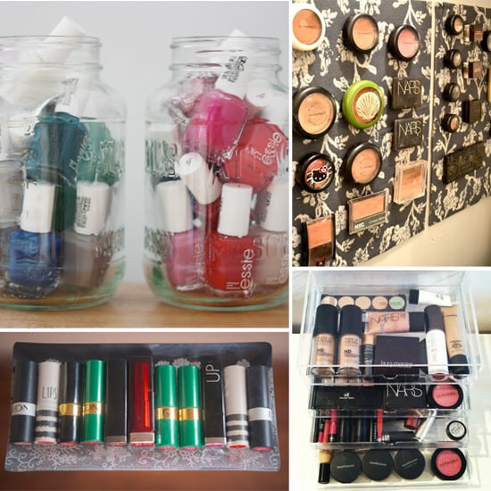 Ways To Store Your Beauty Products