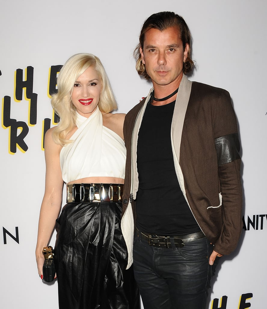 Gwen Stefani, 45, and Gavin Rossdale, 49