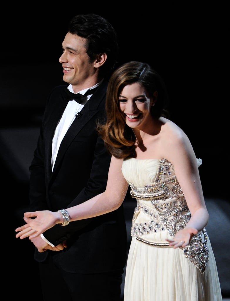 52. Anne and James's Oscars