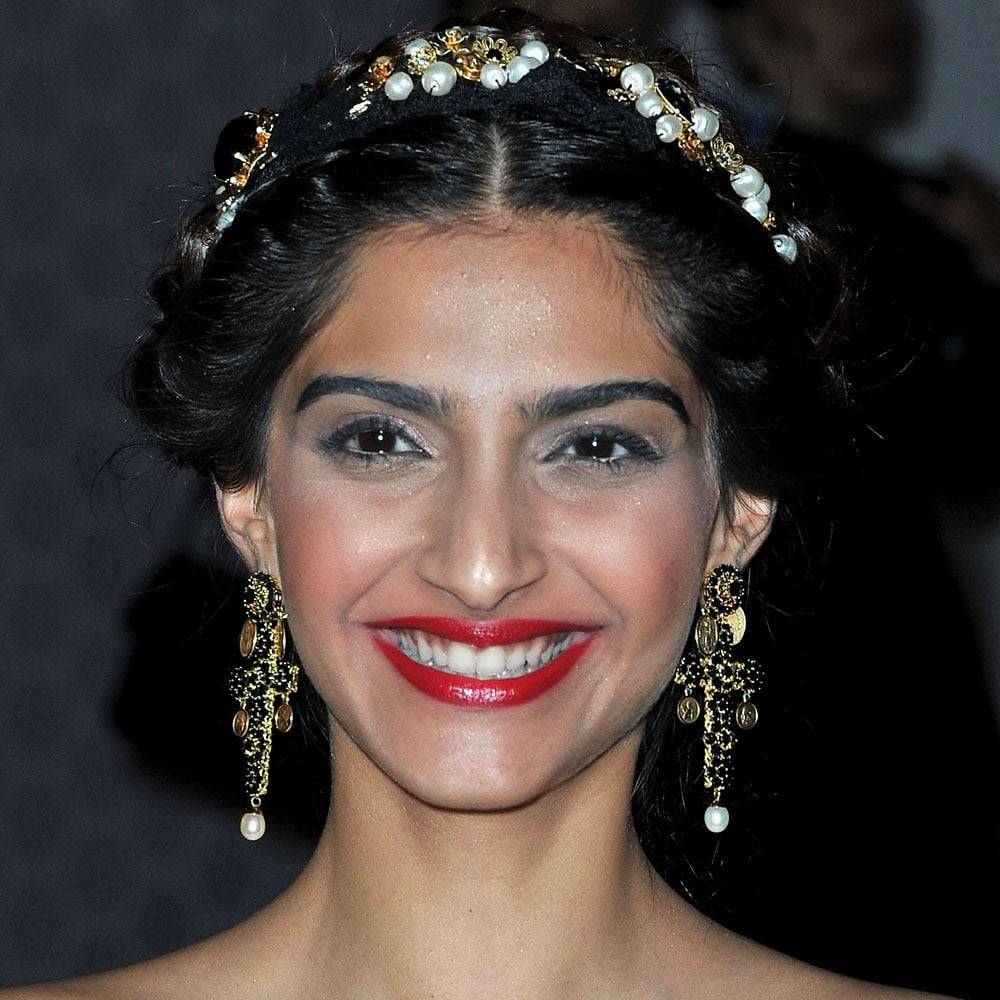 Sonam Kapoor at the Closing Ceremony and Therese Desqueyroux Premiere