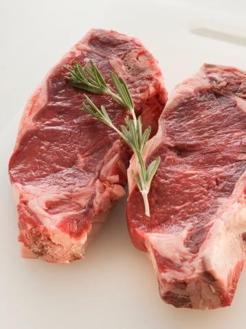 Beef Prices Drop