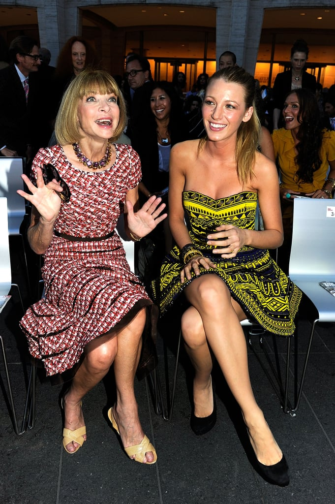2010: Fashion's Night Out Fashion Show