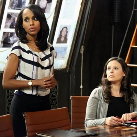 Katie Lowes Scandal Interview