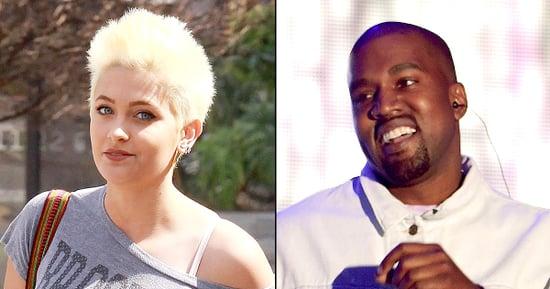 Paris Jackson Defends Kanye West After Rapper Surpasses Michael Jackson's Top 40 Record