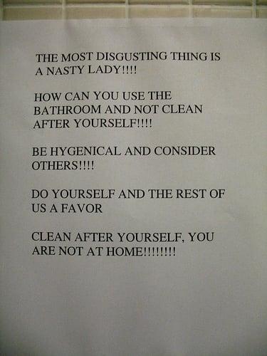 Be Hygenical