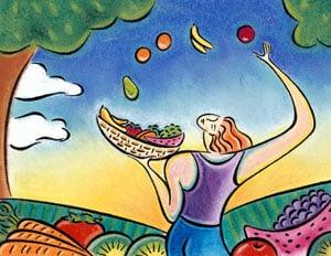 The Skinny on: Vitamins vs. Minerals