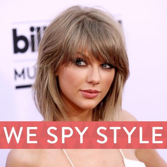 Taylor Swift Wears Balmain at Billboard Music Awards 2015