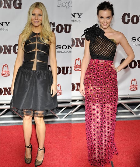 Pictures of Gwyneth Paltrow, Leighton Meester, Tim McGraw, Faith Hill at Country Strong Premiere 2010-11-09 01:30:00