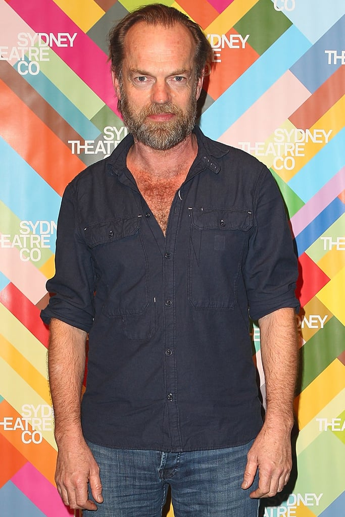 """Cloud Atlas's Hugo Weaving met with Abrams for a part as an """"Imperial commander."""""""