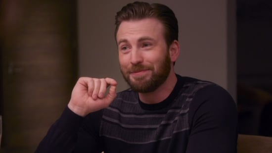 Chris Evans Says 'Gender Gap' in Hollywood is 'Ubiquitous' During 'Captain America' Cast Dinner With Chelsea Handler