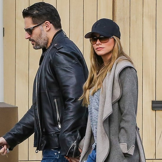 Sofia Vergara and Joe Manganiello Out in LA December 2015