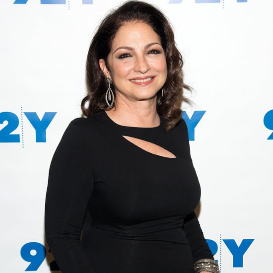 Gloria Estefan Plucks Andy Cohen's Eyebrows on TV