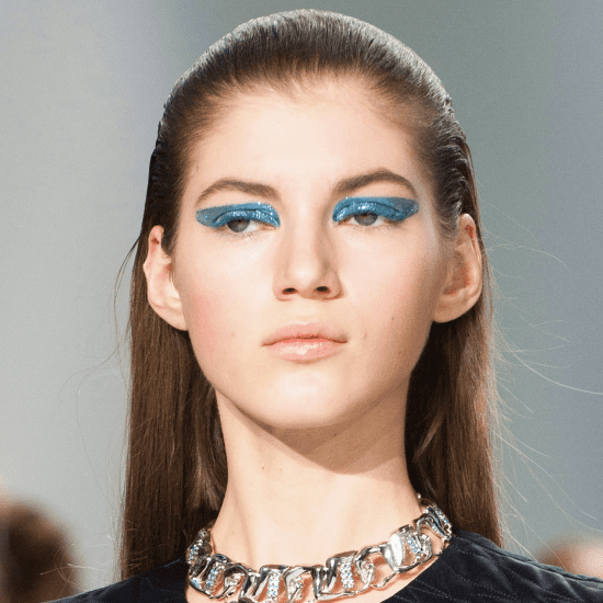 Christian Dior Runway Hair and Makeup Looks