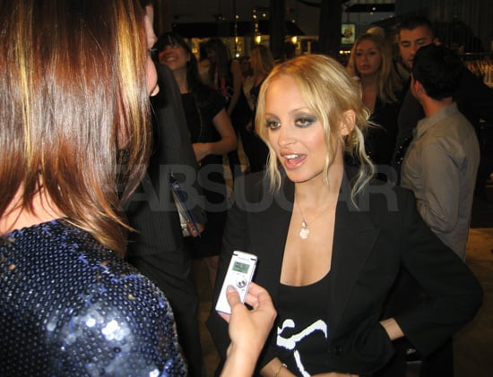 A Few Fab Words With Nicole Richie