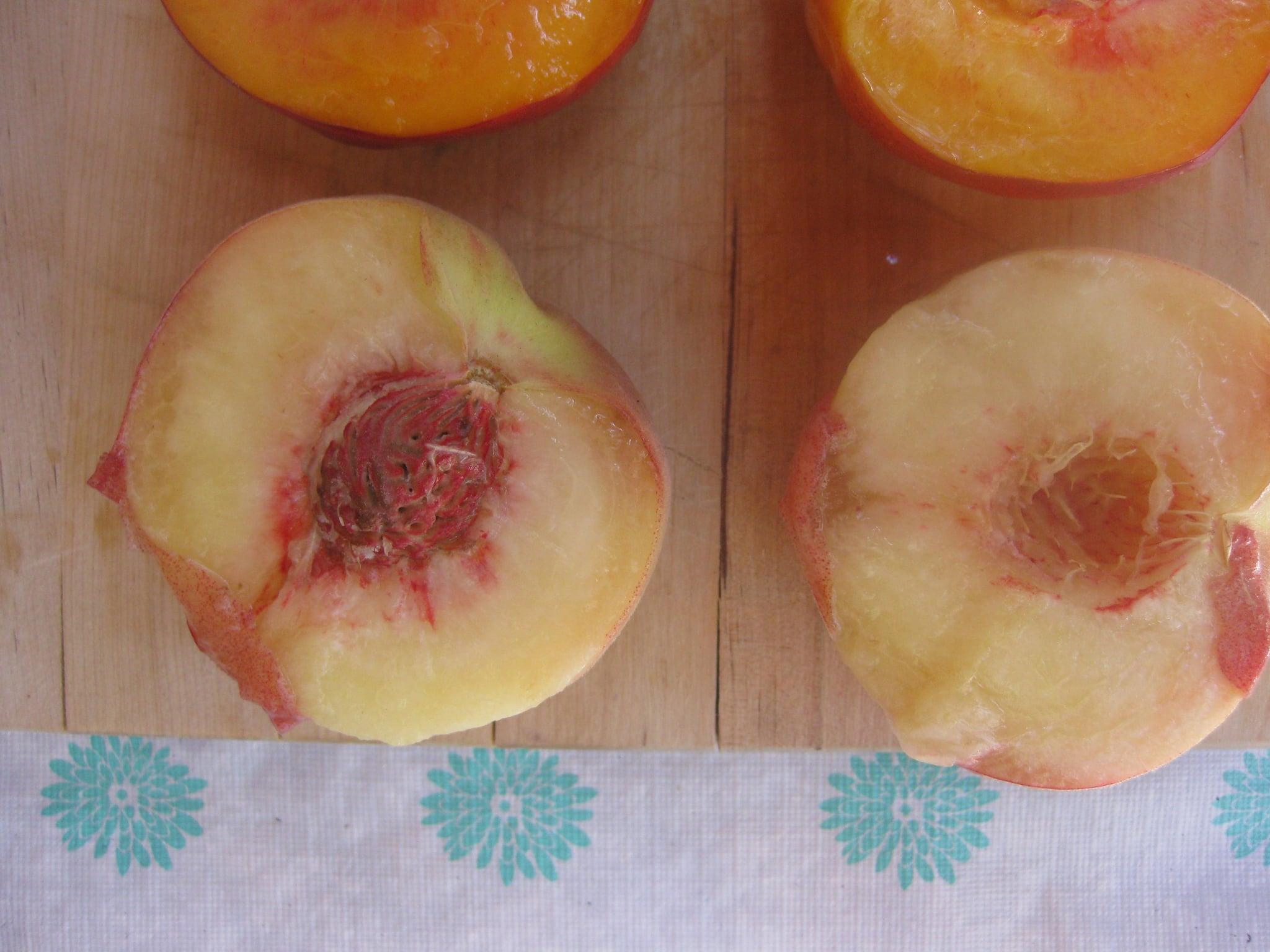 Peach and Nectarine Taste Test