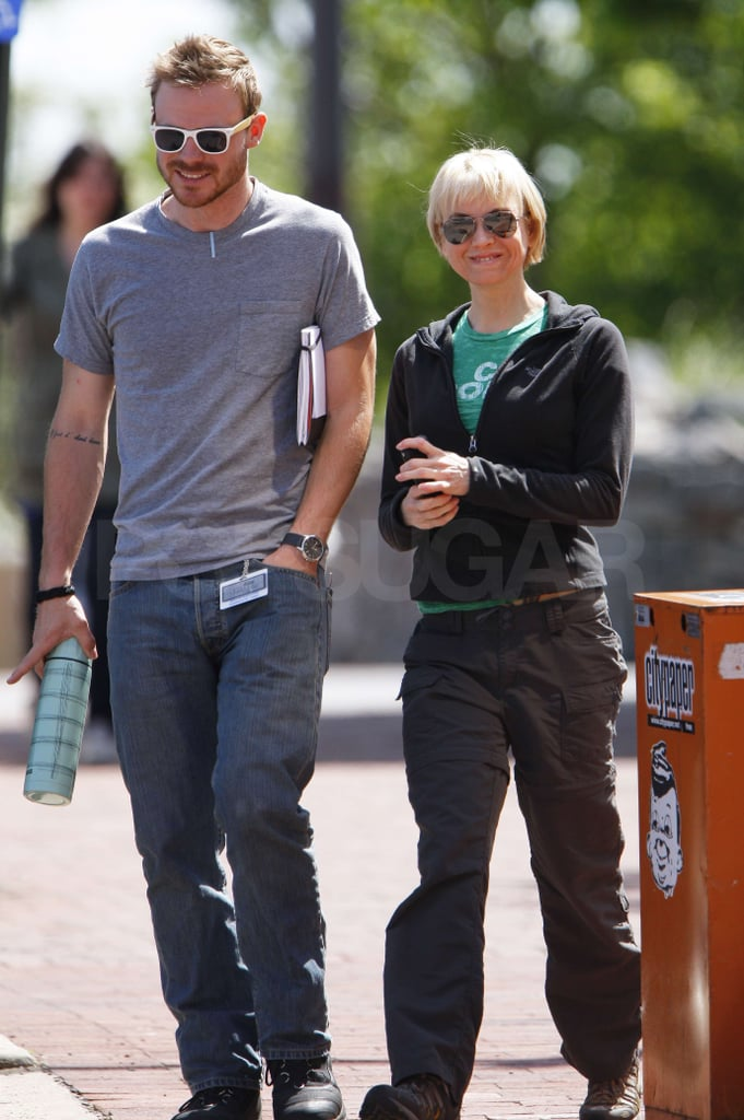 Pictures of Bradley and Renee