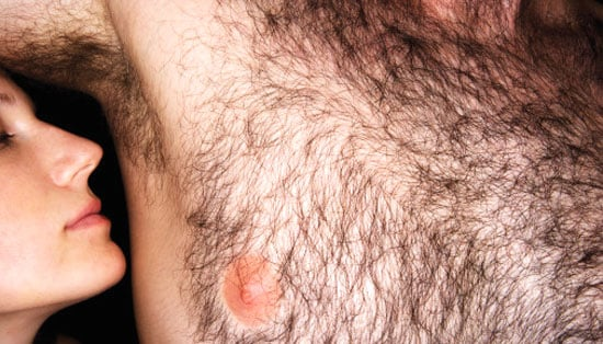 Men's Body Hair, Male Body Hair