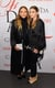 """Twinning combo: The duo donned what they called """"f*ck it flats"""" while accepting their award for womenswear designers of the year at the 2015 CFDA Awards.  Ashley paired her Chanel flats with silky separates. Mary-Kate kept her style cozy in Chanel loafers, black turtleneck, and long coat."""