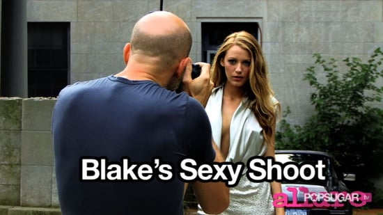 Video of Blake Lively in Sexy Photo Shoot