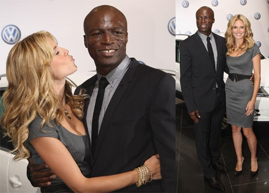 Seal & Heidi Unveil A Car, Bravo The New ProjRunners!!