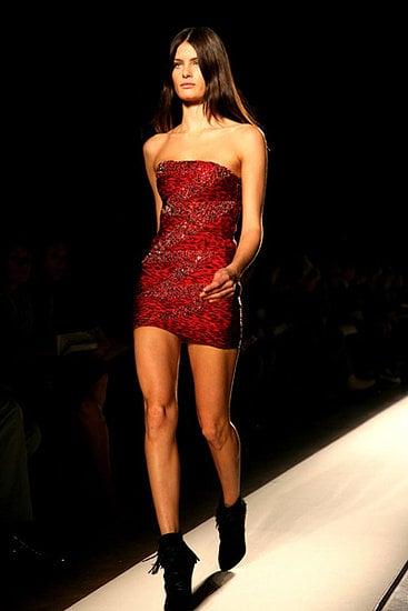 Paris Fashion Week, Autumn/Winter 2008: Balmain