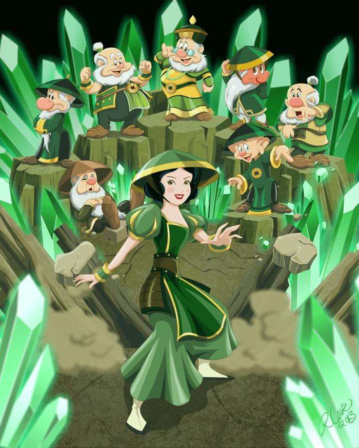 Avatar Snow White