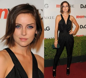 Photo of Jessica Stroup at Teen Vogue Young Hollywood Party in LA