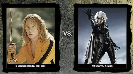 Vote in BuzzSugar's Bracket of Kickass Females From TV and Movies!