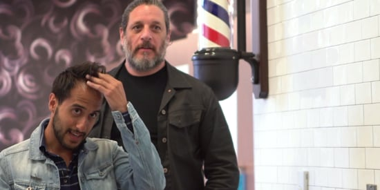 Here's What To Say To Your Barber If You Have Thinning Hair