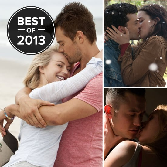 The Best Movie Kisses of 2013