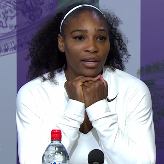 Serena Williams on Equal Pay in Tennis Wimbledon 2016