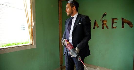 A Sledgehammer Brings Jake Gyllenhaal Peace In This 'Demolition' Clip