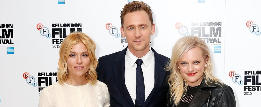 Sienna Miller and Tom Hiddleston Share Some Laughs on the Red Carpet