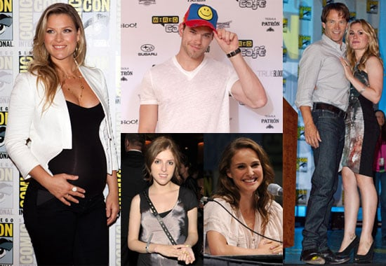 Pictures of Ali Larter, Scarlett Johansson, Anna Paquin, Stephen Moyer, and More at Comic-Con 2010-07-26 05:47:00