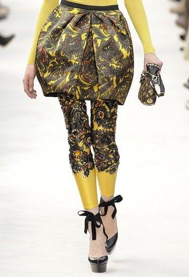 Louis Vuitton, Fall '09