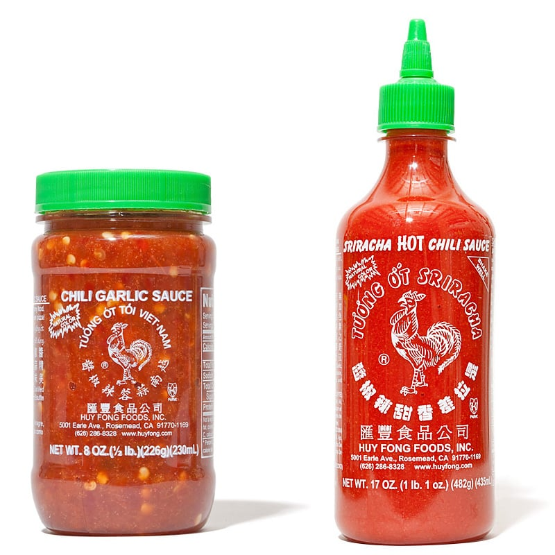 Hot Chile Sauces