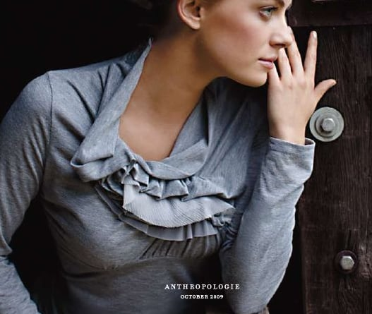 Decorating Ideas to Steal From Anthropologie's October Catalog