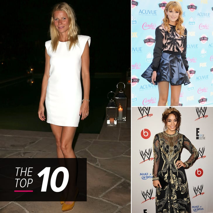 Gwyneth Might Just Rule This Week's Best Dressed