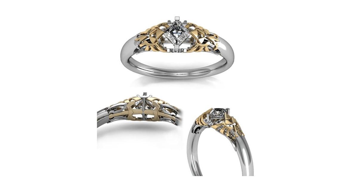 Geeky engagement rings uk