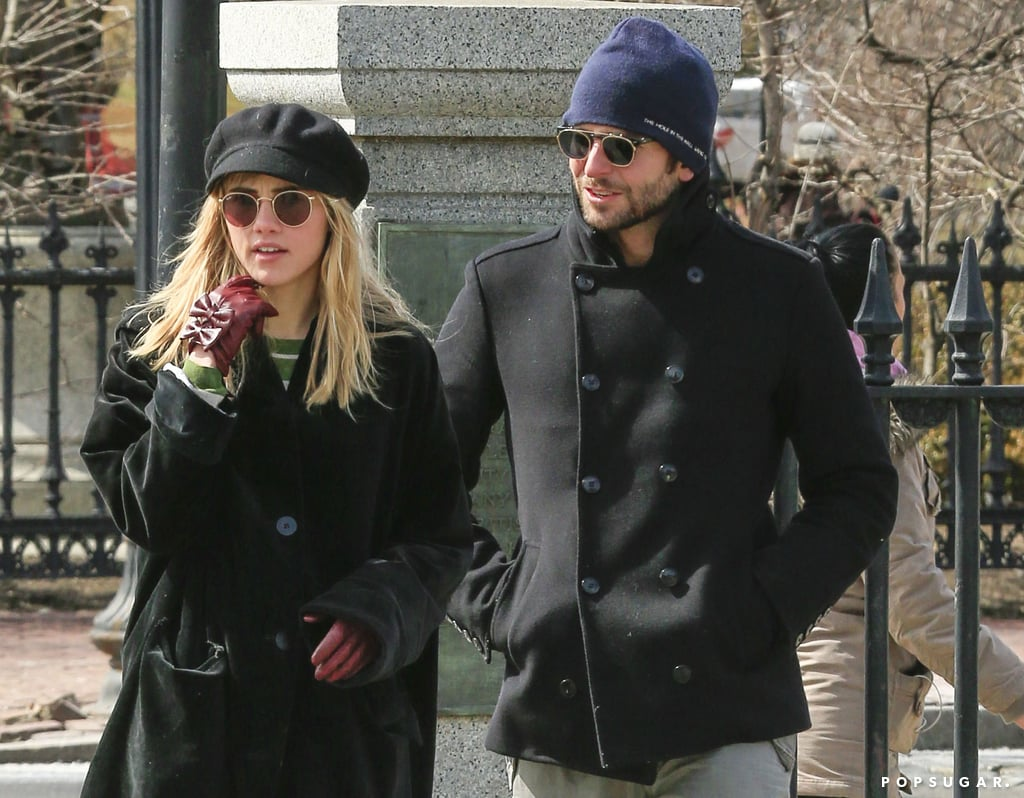 Bradley Cooper Steps Out With Rumoured Girlfriend Suki Waterhouse