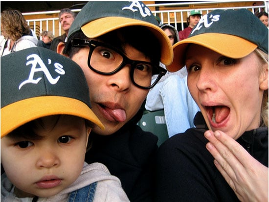 Do You Take Your Tot to Sporting Events?