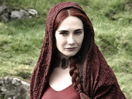 WATCH: Game of Thrones' Carice van Houten Reveals the Making of That Shocking Final Scene from the Season Premiere