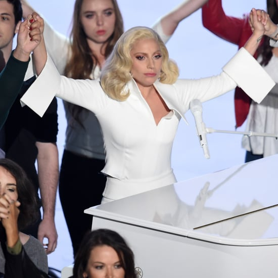 "Lady Gaga Performs ""Til It Happens to You"" at the Oscars"