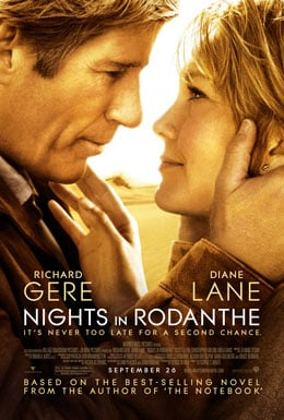 Watch, Pass, TiVo, or Rent: Nights in Rodanthe