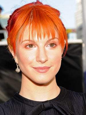 Hayley Williams at 2010 MTV VMAs