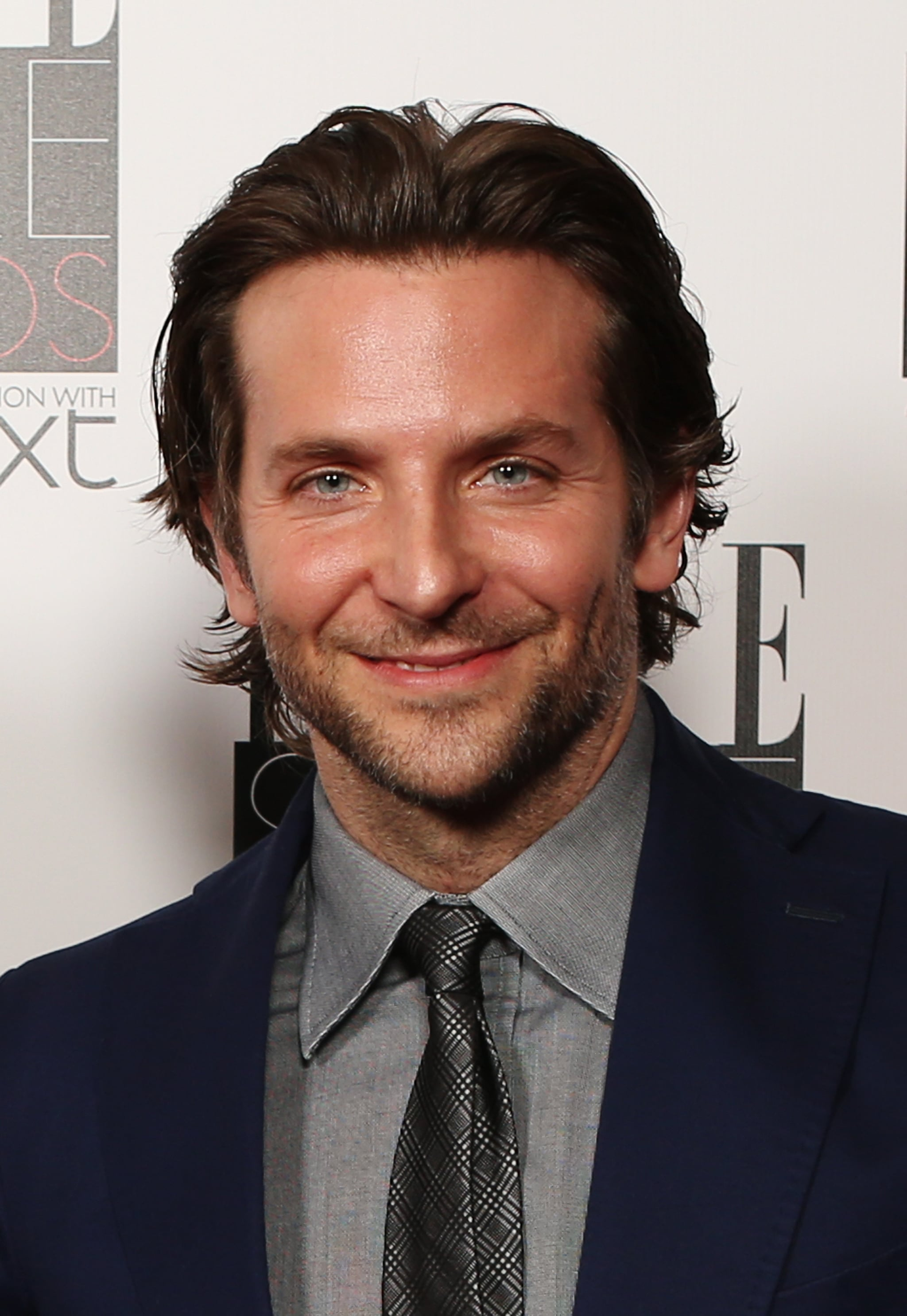 Bradley Cooper attended the Elle Style Awards.