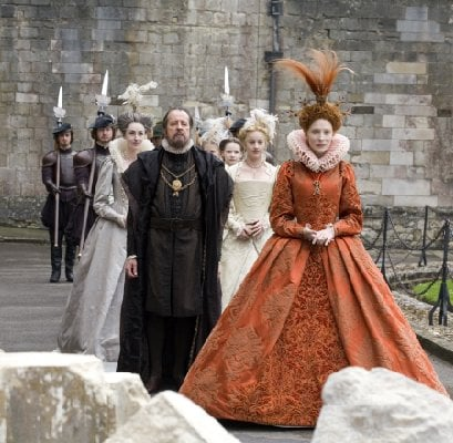 Oscar Nominee: Elizabeth: The Golden Age for Costumes